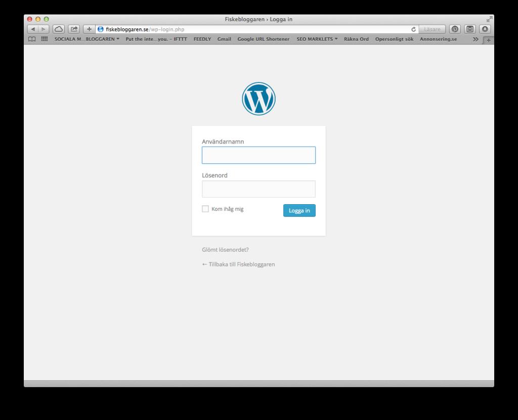 inloggningsida-wp